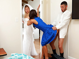 I Know That Girl – Groom Bangs the Bridesmaid