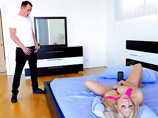 Pure Mature  –  Blackmailing Son