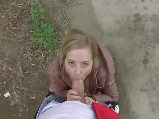 Fake Hub - Student Actress Fucked Outside