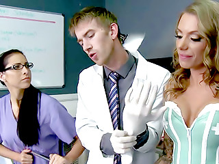 Dr. D And The Double D Nurse