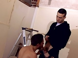Fucking builders Episode 4: Mark Learns a Lesson - Fucking builders Episode 4