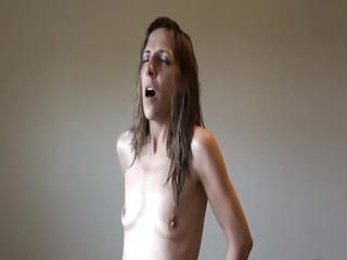 Marie gets so horny