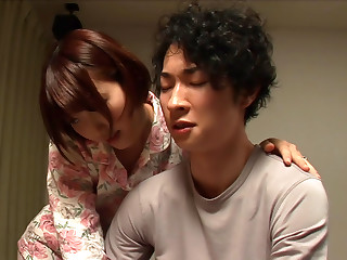 Asahi Needs Her Step-Brother's Cock