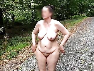 AO-Ehehure hat Treffen Outdoor
