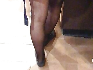 Black nylons