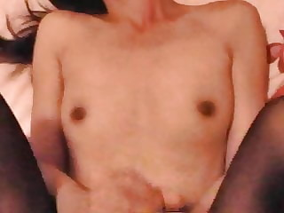 Cum on Chinese wife