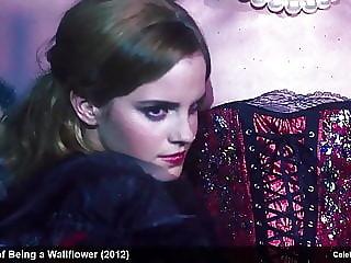 Emma Watson, Mae Whitman & Nina Dobrev lingerie and bikini