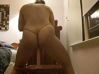 Riding that cock